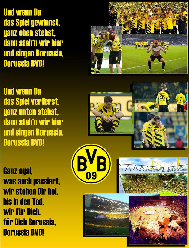 Fuer den Borussia by TheInimitableECypher