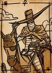Cowboy Mummy and Neighclops