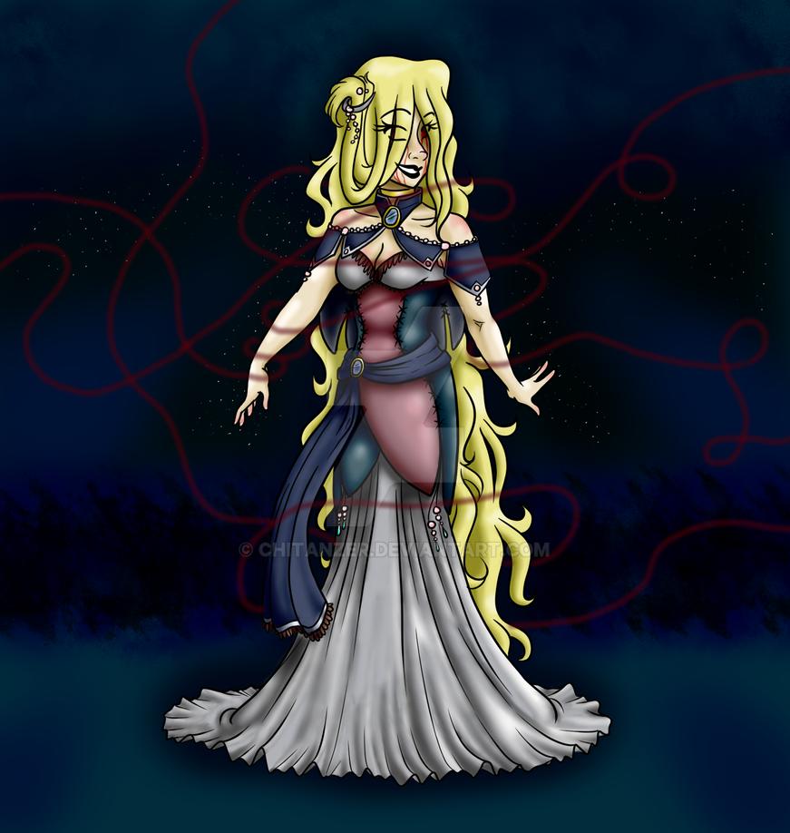 Zephania's New Dress by Chitanzer