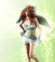 Heaven Sent by DAZ-3D