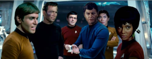 Star Trek-Universe by selene-chekov