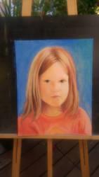Redhead by JuliaSkyba