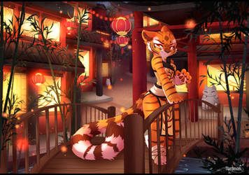 Master Tigresss by teranen