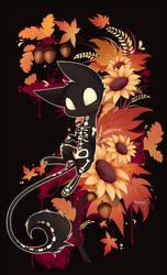 Cat design by teranen