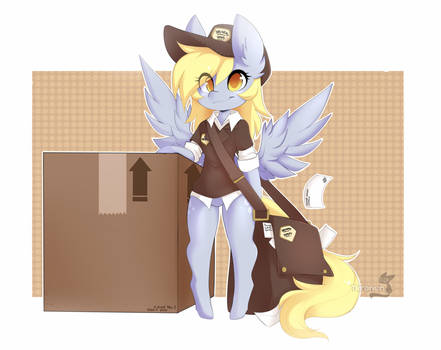 Derpy Delivery