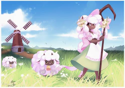 Wooloo Shepherdess