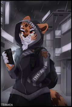 Modern Tigress