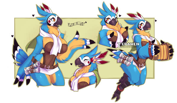 Kass  Sketch Sheet