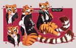 Tigress sketch sheet