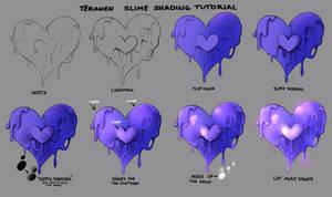Slime shading tutorial