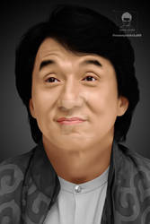 Jackie Chan Digital Work