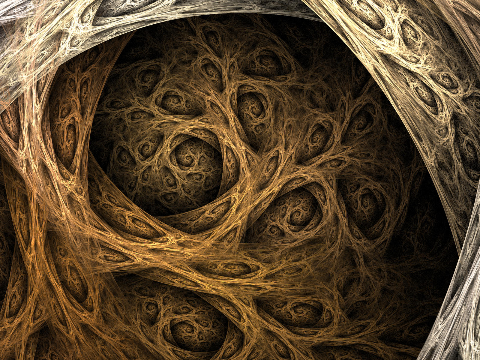 Roots--Big Version-- by FractalAngel-Stock