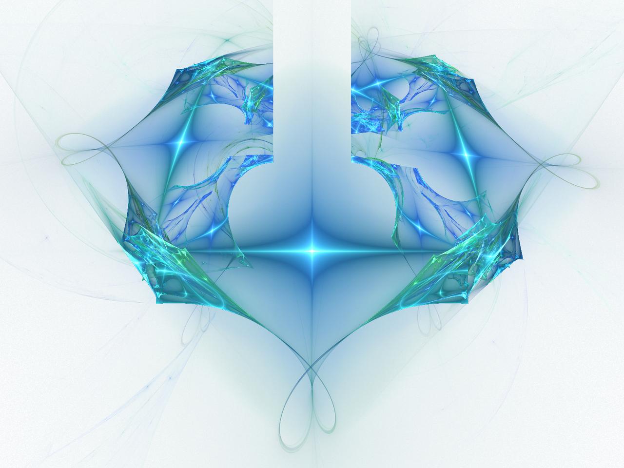 Polar Hearts-stock by FractalAngel-Stock