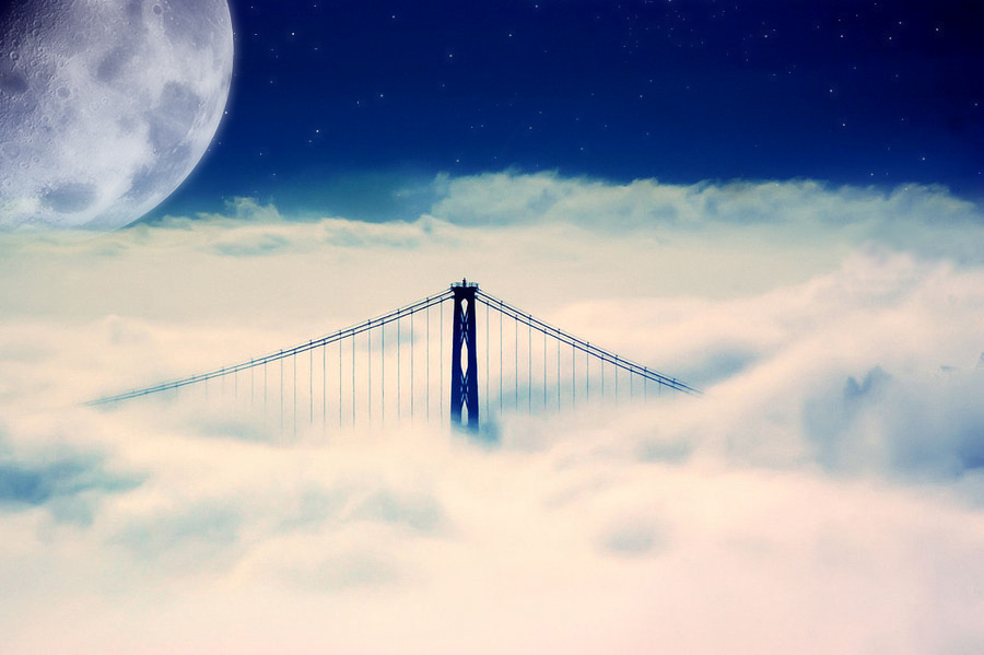 moonbridge by Bowan