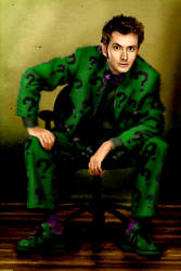 The Riddler by Valor1387