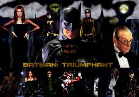 Batman: Triumphant by Valor1387