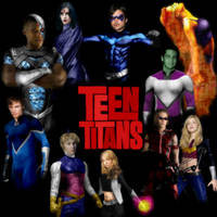 Teen Titans: The Movie by Valor1387