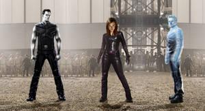 X-Men: Part 1 by Valor1387
