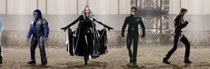 X-Men full lineup
