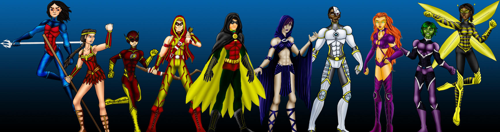 Teen titans 2009 that