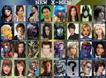 New X-Men casting call