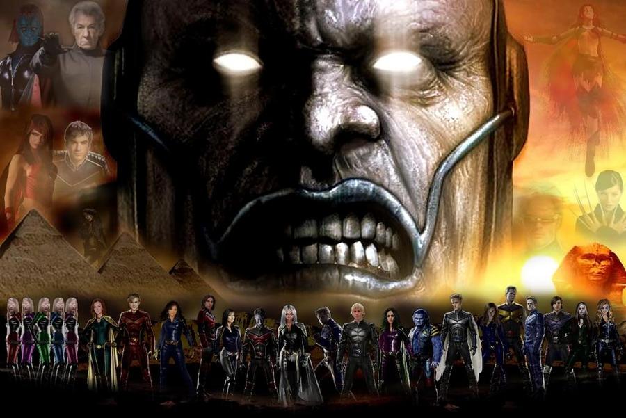 X-Men: Age of Apocalypse by Valor1387