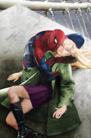 Death of Gwen Stacy by Valor1387