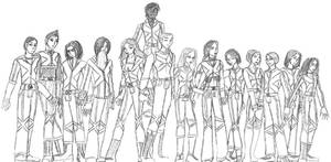 Trainees by Valor1387