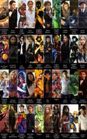 X-Men First Class sequel potentials casting call by Valor1387