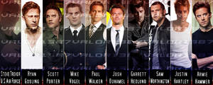 Wonder Woman - Steve Trevor casting call by Valor1387