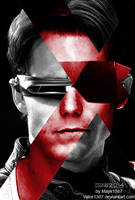 Cyclops: Days of Future Past poster by Valor1387