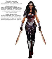 teagone Wonder Woman concept art edit by Valor1387