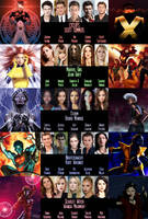 X-Men Apocalypse Casting Call by Valor1387