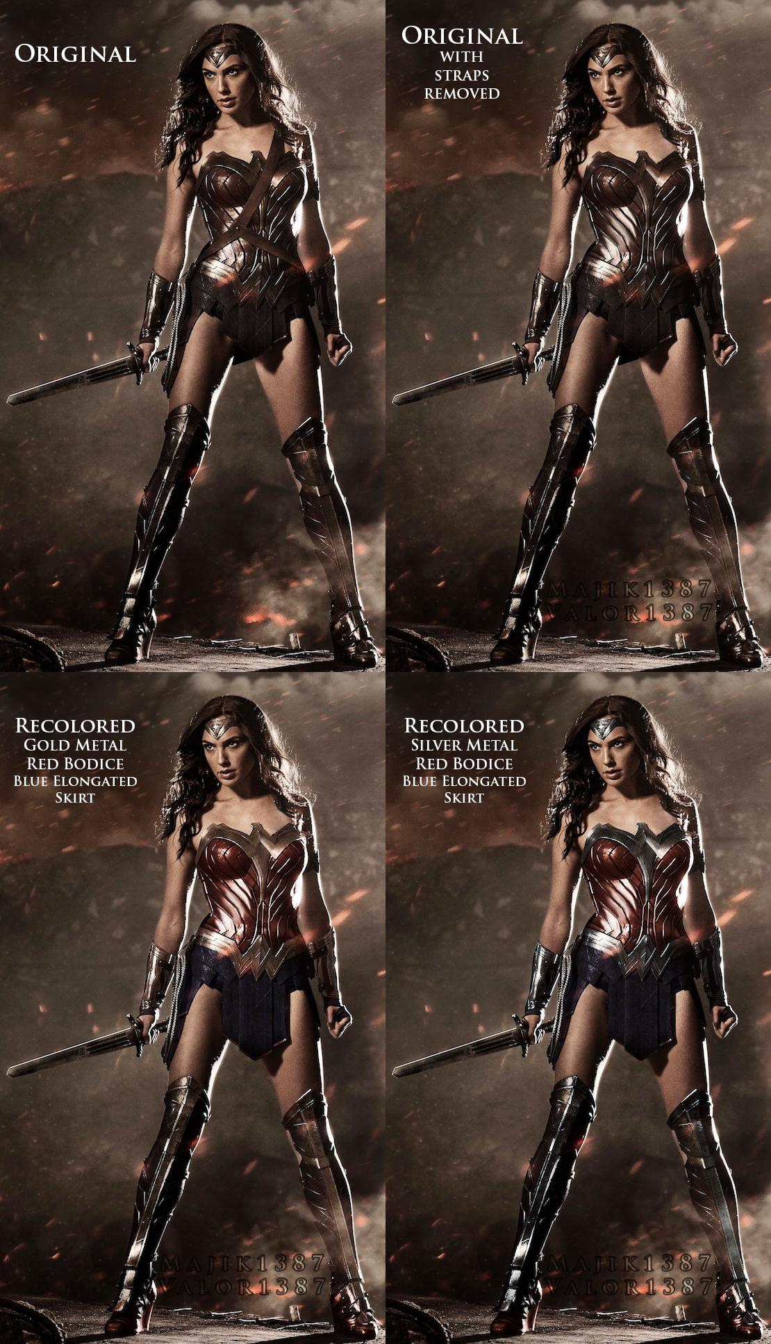 Gal Gadot Wonder Woman Costume Page 6 Spacebattles Forums