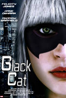 Black Cat poster by Valor1387