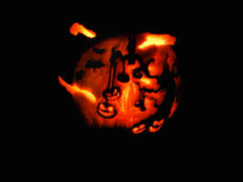 2010 pumpkin carving contest 2 by LadyKenora