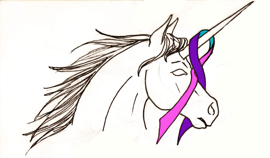 Cancer Ribbon Tattoo Drawings