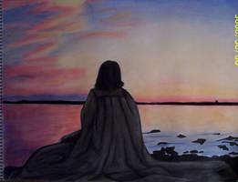 Severus by LadyKenora