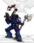 Tech Priest Artemis: Redux by TheEvilGenius