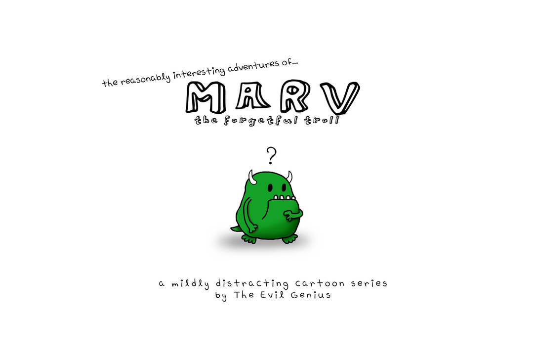 This is Marv