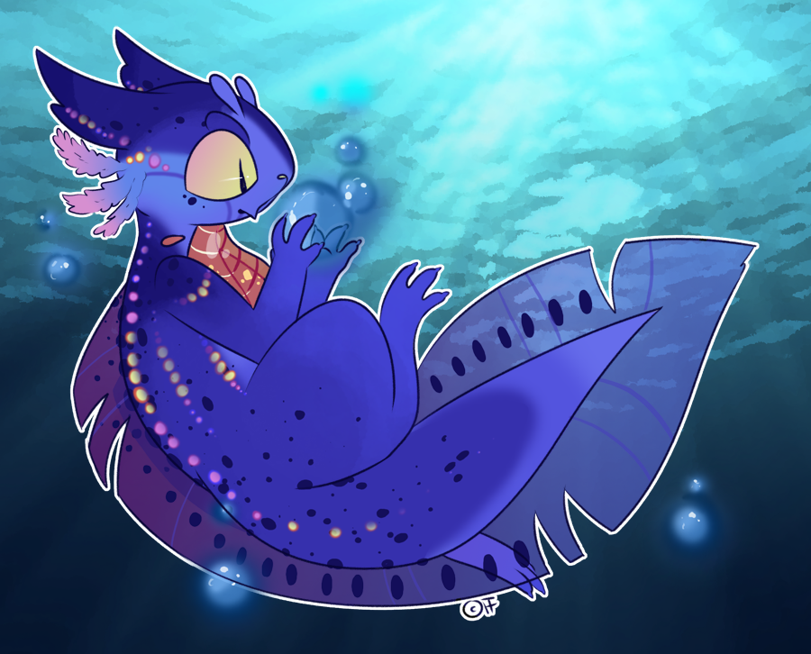 [trade] briny bubbles by fanface