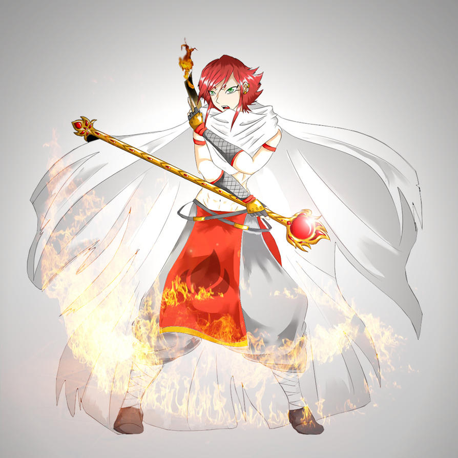 Fairy Tail FC- Kajika Exodus by Ryu-HQ