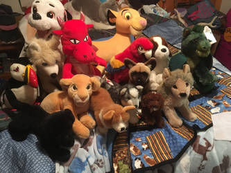 Plush for sale update  by TwinTowergal