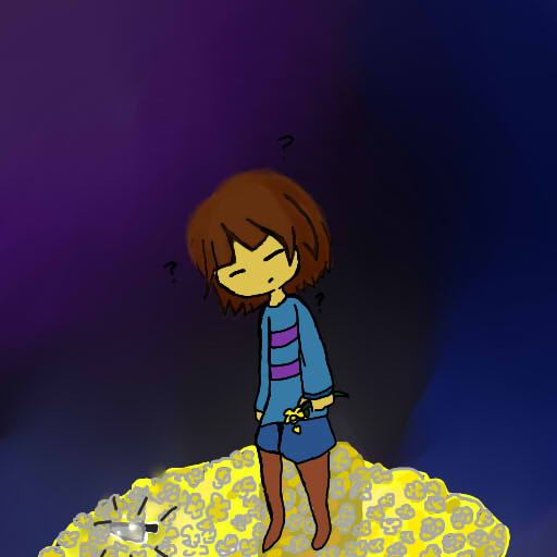 Undertale fanart by August823
