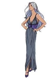 Lady Urd by Lagarde