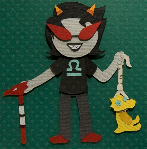 Terezi by PlaidCushion