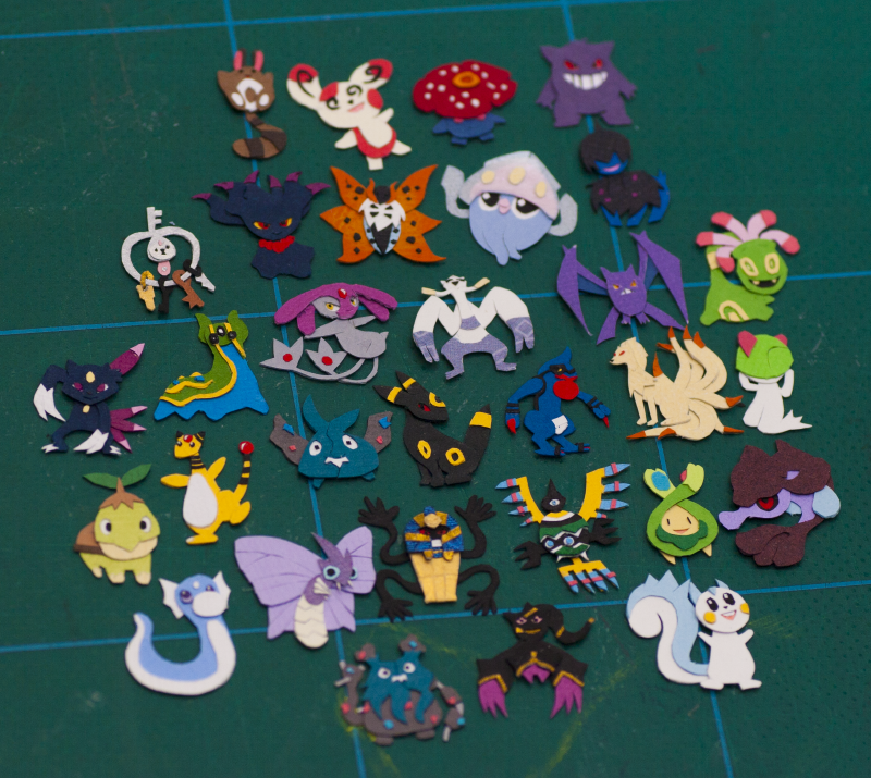 Pokedexy complete! by PlaidCushion