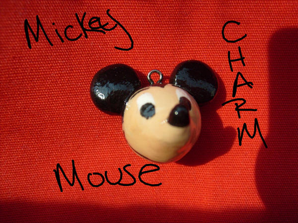Mickey Mouse Charm by Demi-Plum