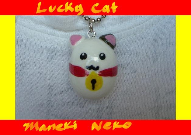 Maneki Neko: The Lucky Cat by Demi-Plum