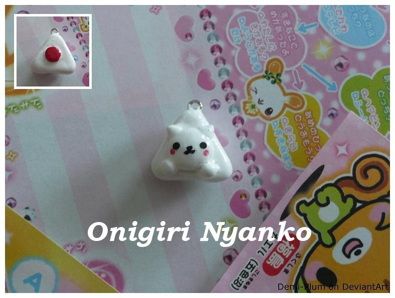 Onigiri Nyanko by Demi-Plum